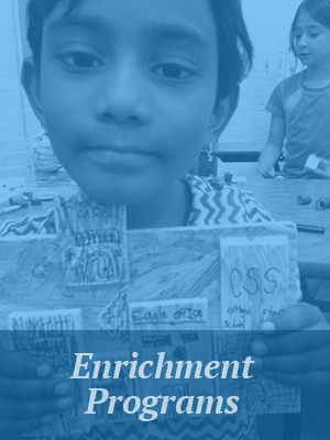 Sharon Enrichment Programs