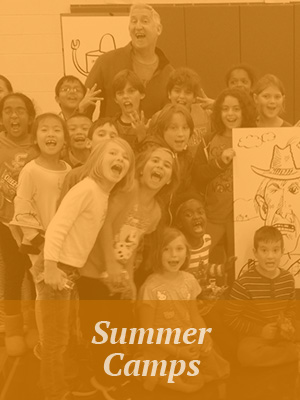 Sharon Summer Camps